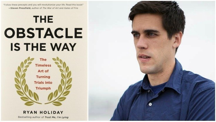 Grit, Gridiron, and Philosophy: Ryan Holiday's Latest Book Is an NFL Hit